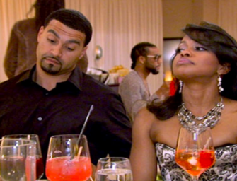Former 'RHOA' Star Apollo Nida Claims Phaedra Parks Is Keeping Him From Their Kids Following Prison Release