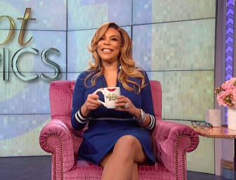 Is Wendy Williams' Show Ending After Season 11? She Responds To The Rumors (VIDEO)