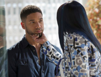 "'Empire' Is Currently Filming Scene Right Where Jussie Smollett Was ""Attacked"" Back In January"