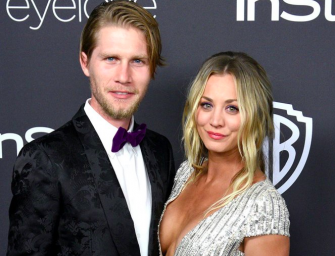 Say Whaaat? 'Big Bang Theory' Star Kaley Cuoco Claims She And Her Husband Of One Year Don't Live Together