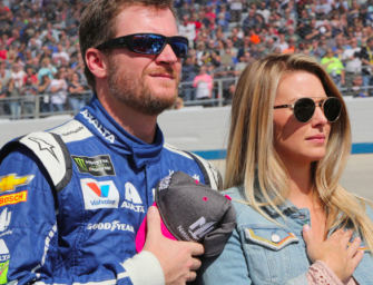 Dale Earnhardt Jr. And His Family Are Lucky To Be Alive Following Fiery Plane Crash (VIDEO)
