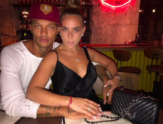 Remember The Blue-Eyed 'Felon Bae' Jeremy Meeks? Well, He Just Broke Up With His Billionairess Baby Mama Chloe Green