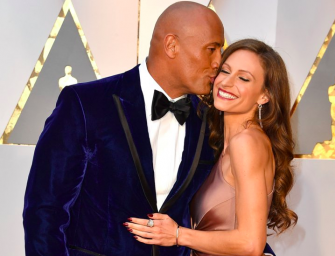 Dwayne Johnson Surprises His Fans By Announcing Marriage To Lauren Hashian (PHOTO)
