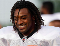 Former NFL Player/Texas Longhorns Star Cedric Benson Dies In Tragic Motorcycle Crash