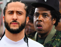 "Colin Kaepernick Sprinkles Some Shade On Jay-Z, Says We Haven't ""Moved Past"" Anything"