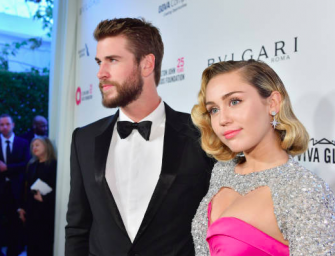 Sorry, Family! Liam Hemsworth Files For Divorce From Miley Cyrus