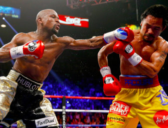 Floyd Mayweather Sr. Says He Is Confident His Son Will Fight Manny Pacquiao Again