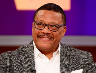 SPIT OR NO SPIT? Security Cam Footage Shows Judge Mathis *Possibly* Spitting On Valet (VIDEO)