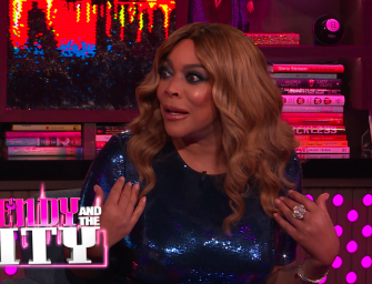 Wendy Williams Gets Honest About Ex Husband Kevin Hunter On 'Watch What Happens Live'