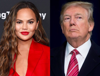 "Chrissy Teigen Trolls The President Of The United States After He Calls Her John Legend's ""Filthy Mouthed Wife"""