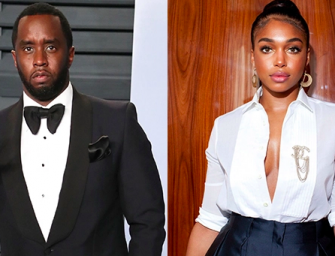 Diddy And Lori Harvey Just Got Back From Another Vacation Together, And Some People Believe Lori Is Pregnant! (PHOTO)