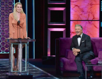 Ireland Baldwin Teases Her Father Alec Baldwin Over Those Infamous Voicemails During Comedy Central Roast