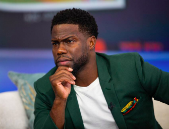 In A Surprise Twist, Kevin Hart Is Being Sued By Model In Sex Tape Scandal For A Cool $60 Million