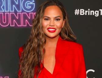 Chrissy Teigen Accidentally Posted Her Email Address And Got Bombarded With FaceTime Calls
