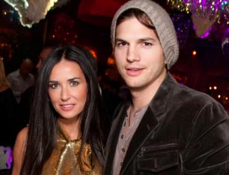 Demi Moore Explains Why She Fulfilled Ashton Kutcher's Threesome Fantasy