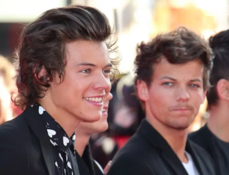 Louis Tomlinson Is Still Super Pissed About Those Harry Styles Romance Theories