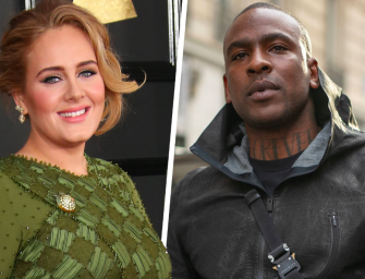 Adele And Rapper Skepta Representing The Swirl? Sources Say Two Stars Are Dating