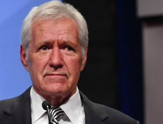 Alex Trebek Says Cancer/Chemo Is Starting To Impact His Hosting Duties On 'Jeopardy!' May Leave Sooner Than Expected (VIDEO)