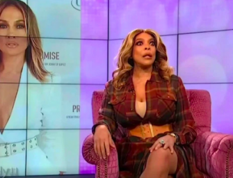 "Wendy Williams Snaps At Audience Member After Their Cellphone Rings During Taping, ""GET OUT!"" (VIDEO)"