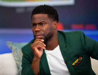 Kevin Hart Returns To Work For The First Time Following Major Car Accident