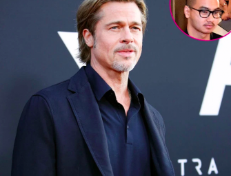 "Brad Pitt Considers His Damaged Relationship With Son Maddox A ""Tremendous"" Loss"