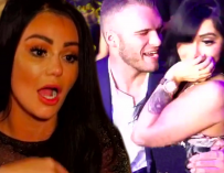 "Would You Breakup With Your BF If He Did This? JWoww Ends Things With ""24"" After He Touches Angelina In Las Vegas (VIDEO)"
