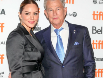 35-Year-Old Katharine McPhee Marries 69-Year-Old David Foster, Reveals Plans To Have Children