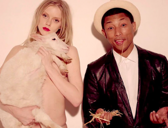 Pharrell Says 'Blurred Lines' Changed The Way He Thinks About Our Culture, Regrets Some Of The Lyrics