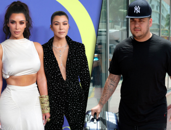 Rob Kardashian Is Looking Slimmer And Is Apparently Sober Following Rough Few Years