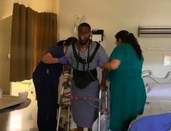 Kevin Hart Gets Emotional While Documenting Near-Fatal Car Crash In Recovery Video