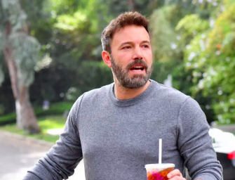 Ben Affleck's Friends Are Really Worried About Him Following His Wild Night Out