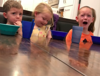 "Watch 2019's Edition Of Jimmy Kimmel's Halloween Prank, ""I Told My Kids I Ate All Their Halloween Candy"""