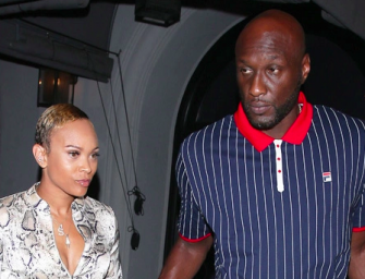 Bye Bye Khloe! Lamar Odom Is Now Engaged To Sabrina Parr, Check Out Her Ring Inside!