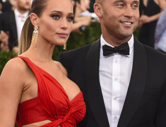 Derek Jeter's Wife Hannah Jeter Shares Rare Glimpse Into Their Home Life As New Parents