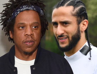 Jay-Z Is Reportedly Disappointed With The Way Colin Kaepernick Handled His NFL Work Out