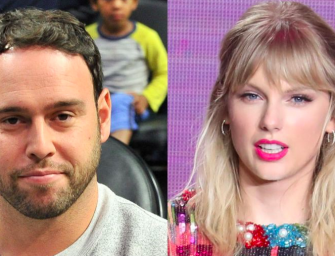 Scooter Braun Pleads For Taylor Swift To End Her Social Media Mind Games After His Family Receives Death Threats