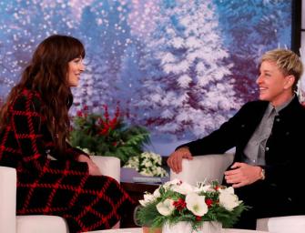 Super Awkward Or Just Friends Giving Each Other A Hard Time? Watch Dakota Johnson's Strange Interview With Ellen DeGeneres