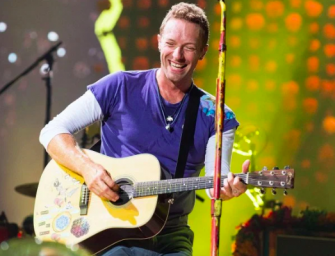 Coldplay's 'Chris Martin' Reveals He Was Extremely Homophobic As A Teen Growing Up In England