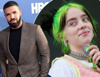 Billie Eilish Reveals Drake Texts Her, And The Internet Claims This Is A Pattern Of Creepy Behavior From Drake