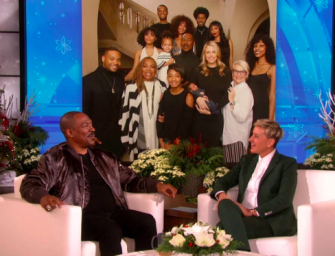 "Eddie Murphy Claims There Is Something ""Sexy"" About Having 10 Kids"