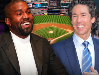 Kanye West And Joel Osteen Planning Another Event, And This Time It Might Be At Yankee Stadium