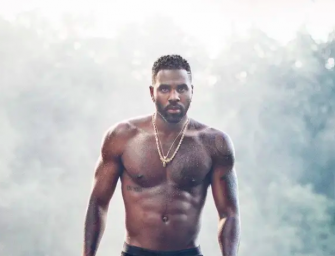 """Jason Derulo Admits He Might Have Had A """"Semi"""" In Deleted Instagram Photo Showing Off His Bulge"""