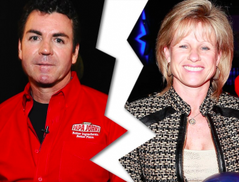 Papa John's Founder Is Going To Be A Lonely Man With A Lot Of Pizzas After Wife Files For Divorce