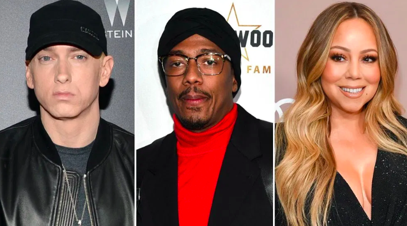 Nick Cannon Releases Eminem Diss Track, Check Out Eminem's Response Inside!