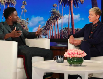 Kevin Hart Is Proud To Say He Can Now Wipe His Own Ass Following Back Injury From Car Crash