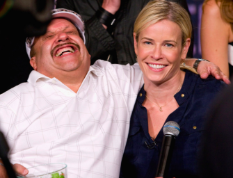 Chuy Bravo From 'Chelsea Lately' Dead At 63-Years-Old