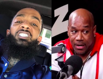 Nipsey Hussle's Bodyguard Attacks The Game's Manager Over Disrespectful Comments Made About Hussle