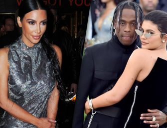 What's Going On With Kylie Jenner And Travis Scott? Kim Kardashian Doesn't Know Either