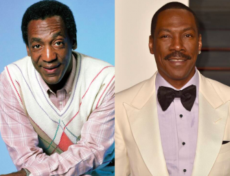"Bill Cosby's Team Slams Eddie Murphy, Calls Him ""Hollywood Slave"" After SNL Appearance"
