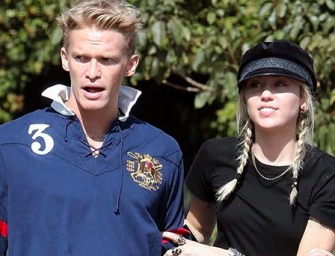Did Miley Cyrus And Cody Simpson Split Right Before The Holidays? Simpson's Sister Says No